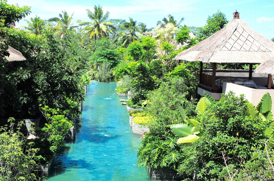 Three retreats in INDONESIA enter the world's best inns in 2018
