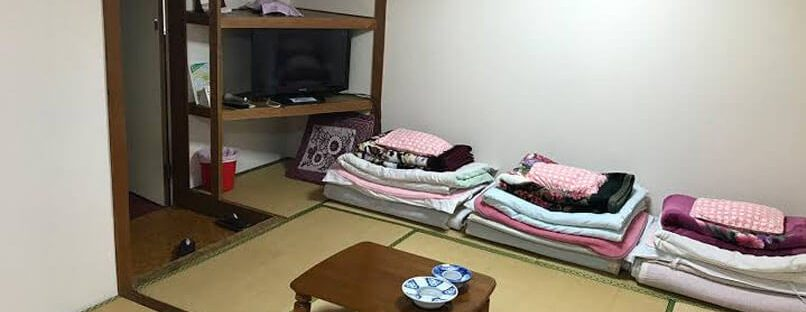Least Expensive Inn In Japan, Just Rp16 Thousand Every Night
