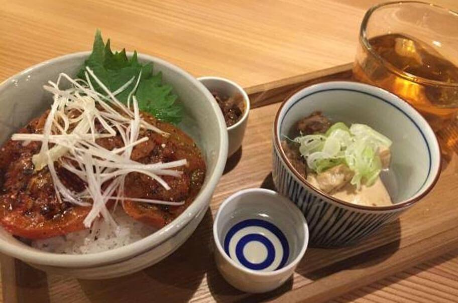 Hamburger Bun and Cafe Kihachiro